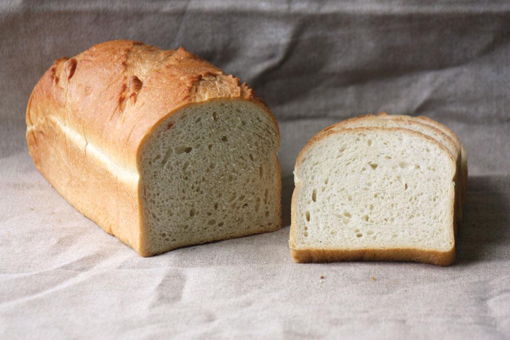 Sourdough bread baked by Bakehouse Bread Company Tucson